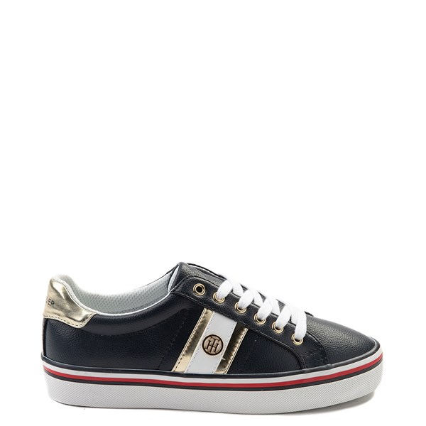 Womens Tommy Hilfiger Fortunes Casual Shoe - Navy / Gold