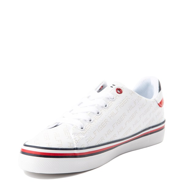 alternate view Womens Tommy Hilfiger Falcor Casual Shoe - WhiteALT3