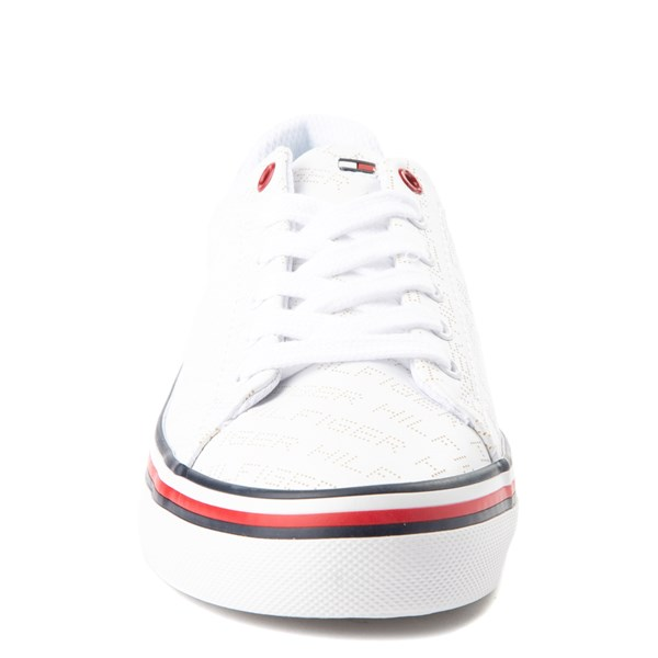 alternate view Womens Tommy Hilfiger Falcor Casual Shoe - WhiteALT4