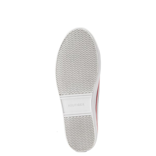 alternate view Womens Tommy Hilfiger Falcor Casual Shoe - WhiteALT5
