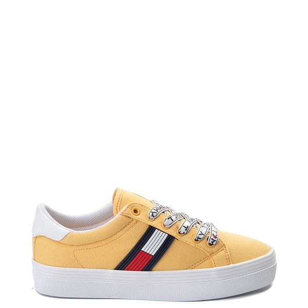 Womens Tommy Hilfiger Fantim Casual Shoe - Banana Yellow