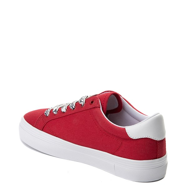 alternate view Womens Tommy Hilfiger Fantim Casual Shoe - RedALT2