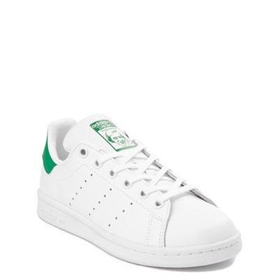 Alternate view of adidas Stan Smith Athletic Shoe - Big Kid