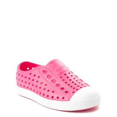 Alternate view of Native Jefferson Casual Shoe - Toddler / Little Kid - Pink