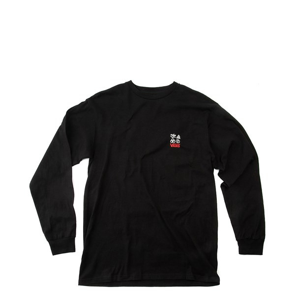 Mens Vans Led Zeppelin Long Sleeve Tee