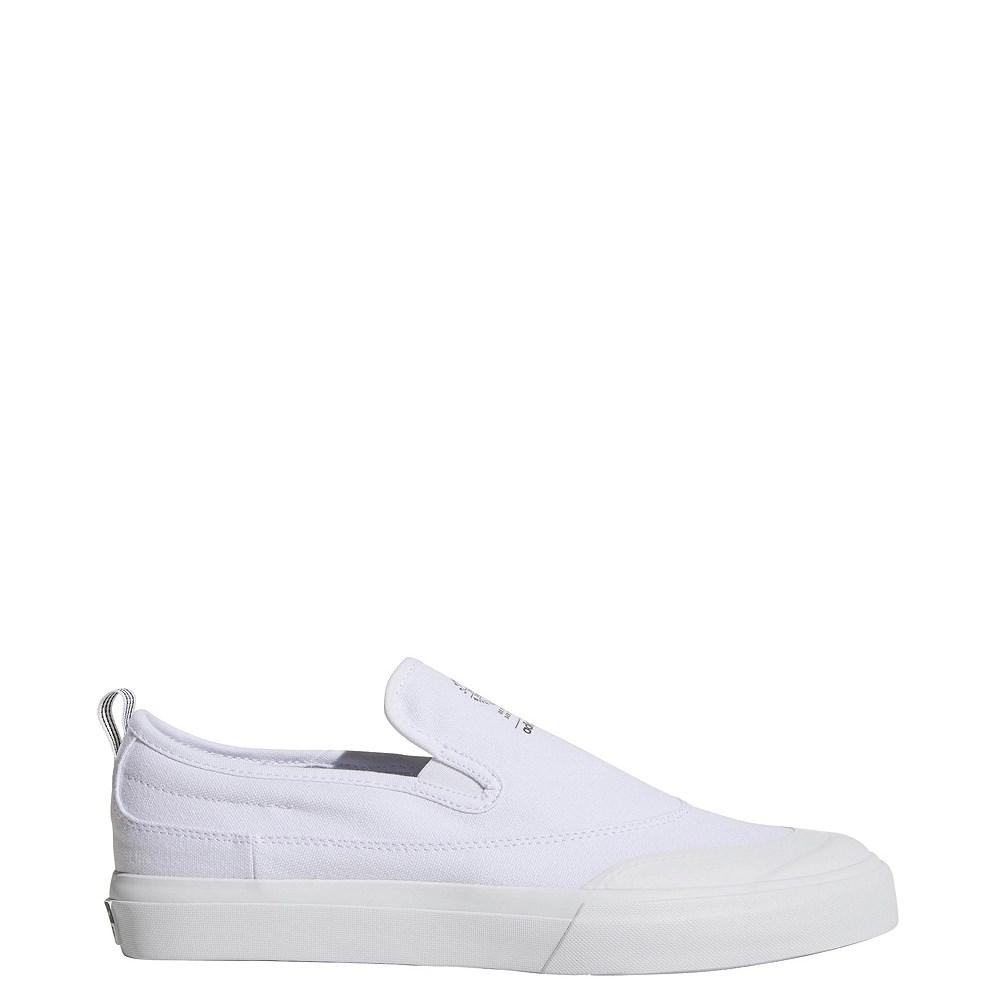 Mens adidas Matchcourt Advantage Slip On Skate Shoe