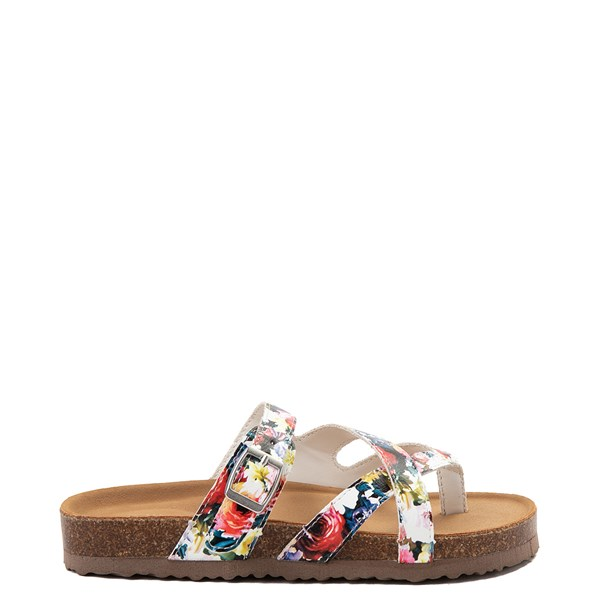 Default view of Steve Madden Bartlet Floral Sandal - Little Kid / Big Kid