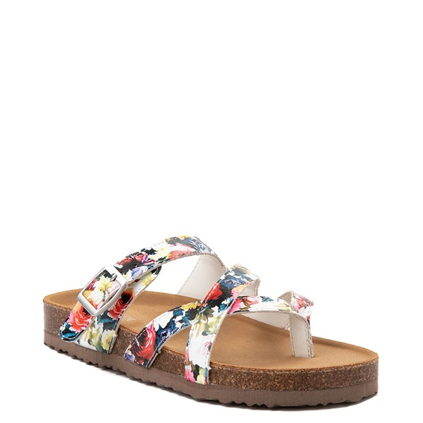 Alternate view of Steve Madden Bartlet Floral Sandal - Little Kid / Big Kid
