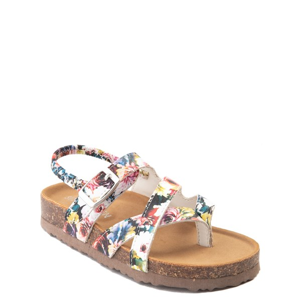 Alternate view of Steve Madden Bartlet Floral Sandal - Toddler / Little Kid