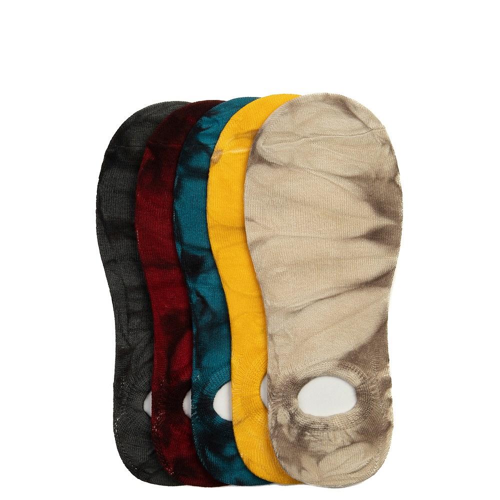 Mens Tie Dye Liners 5 Pack