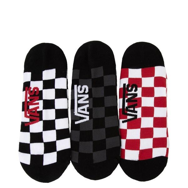 alternate view Mens Vans Checkerboard Liners 3 PackALT1