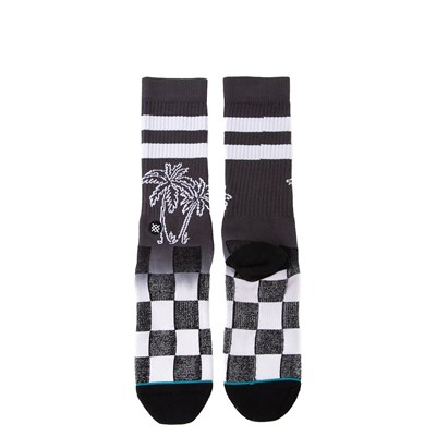 Alternate view of Mens Stance Dipped Crew Socks