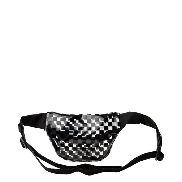 alternate view Vans Clear Cut Checkerboard Travel Pack - Clear / BlackALT1