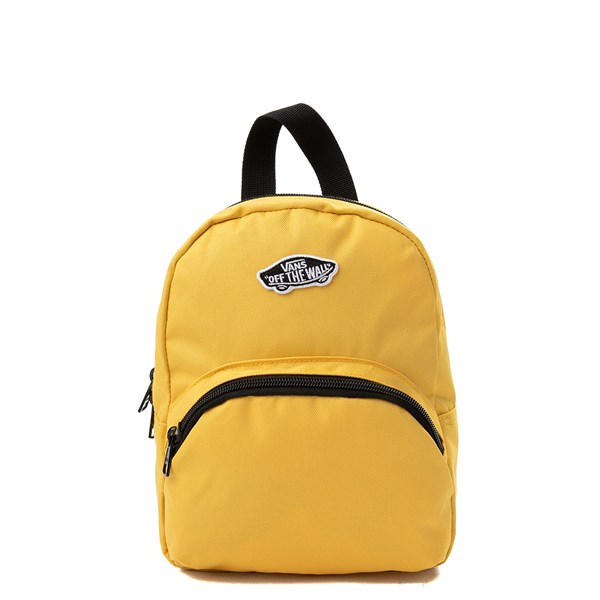 Main view of Vans Got This Mini Backpack - Yolk Yellow