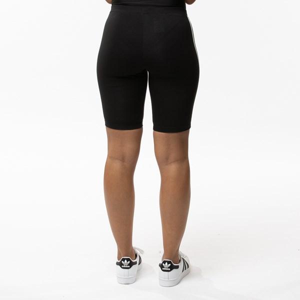 alternate view Womens adidas 3-Stripes Bike ShortsALT2