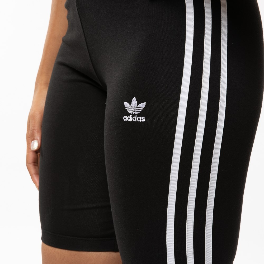 promo code e8824 3f6ac alternate view Womens adidas 3-Stripes Bike ShortsALT4