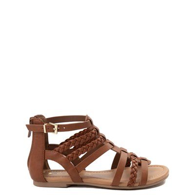 Main view of Sarah-Jayne Braid Gladiator Sandal - Little Kid / Big Kid