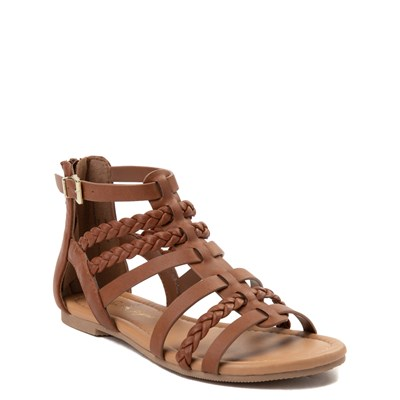 Alternate view of Sarah-Jayne Braid Gladiator Sandal - Little Kid / Big Kid