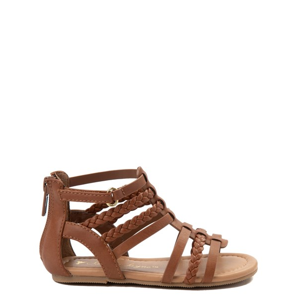 Sarah-Jayne Braid Gladiator Sandal - Toddler / Little Kid