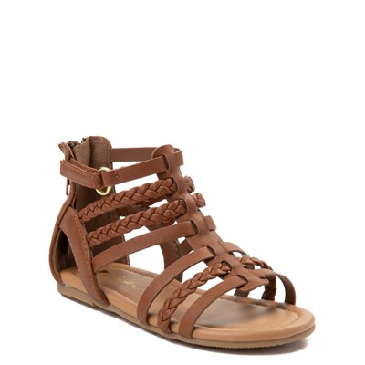 Alternate view of Sarah-Jayne Braid Gladiator Sandal - Toddler / Little Kid