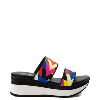 Main view of Womens Dirty Laundry Got It Platform Slide Sandal