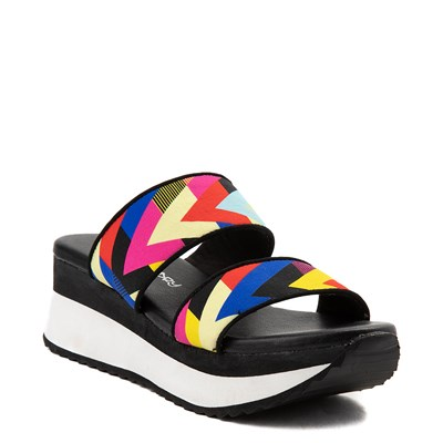 Alternate view of Womens Dirty Laundry Got It Platform Slide Sandal