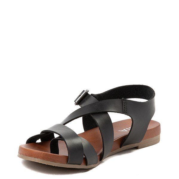 alternate view Womens MIA Isadora Sandal - BlackALT3