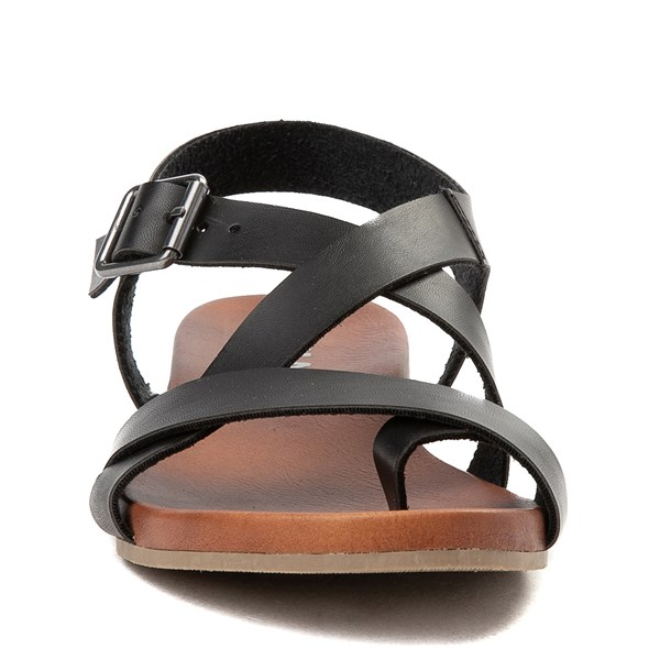 alternate view Womens MIA Isadora Sandal - BlackALT4