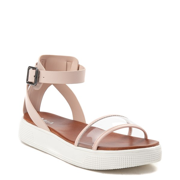 alternate view Womens MIA Michell Platform Sandal - BlushALT1