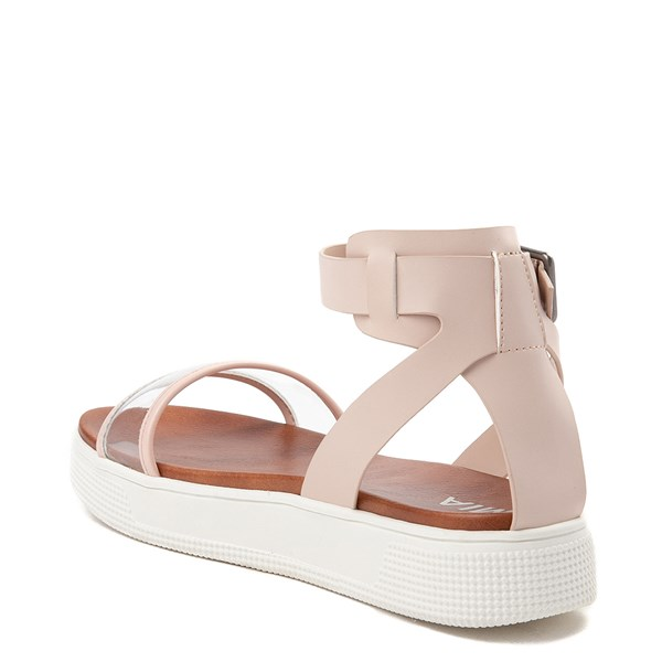 alternate view Womens MIA Michell Platform Sandal - BlushALT2