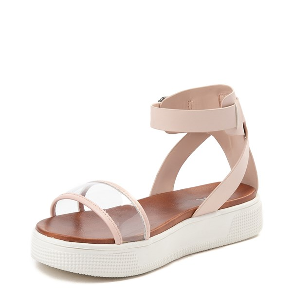 alternate view Womens MIA Michell Platform Sandal - BlushALT3