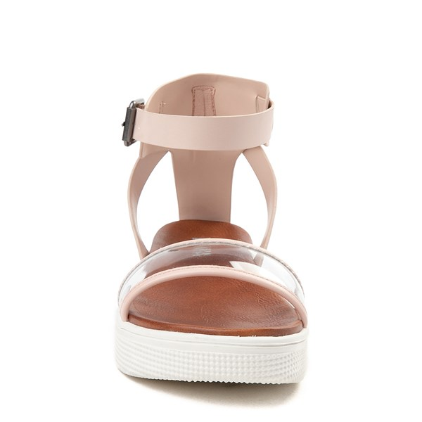 alternate view Womens MIA Michell Platform Sandal - BlushALT4