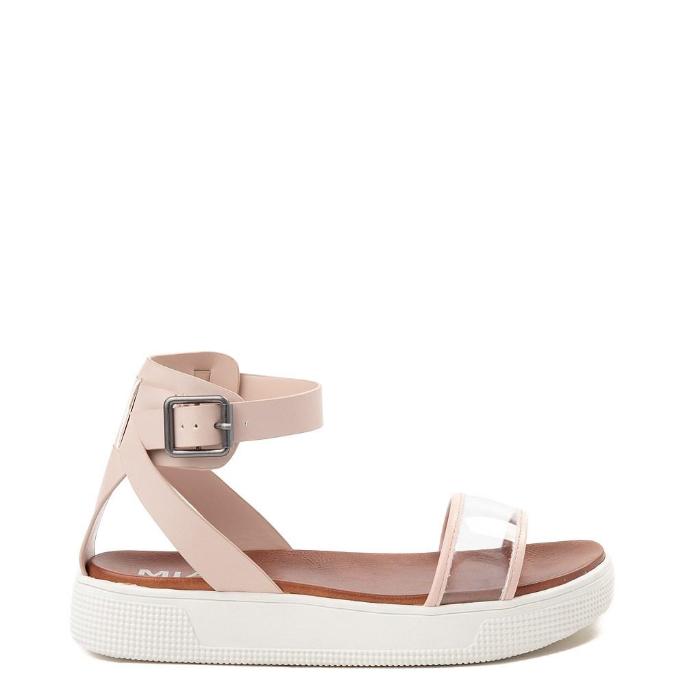 Womens MIA Michell Platform Sandal - Blush