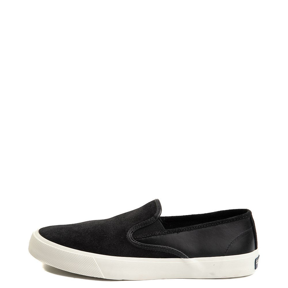 Mens Sperry Top-Sider Captain's Slip On Leather Casual Shoe