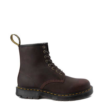 Main view of Dr. Martens 1460 8-Eye Snowplow Boot - Brown