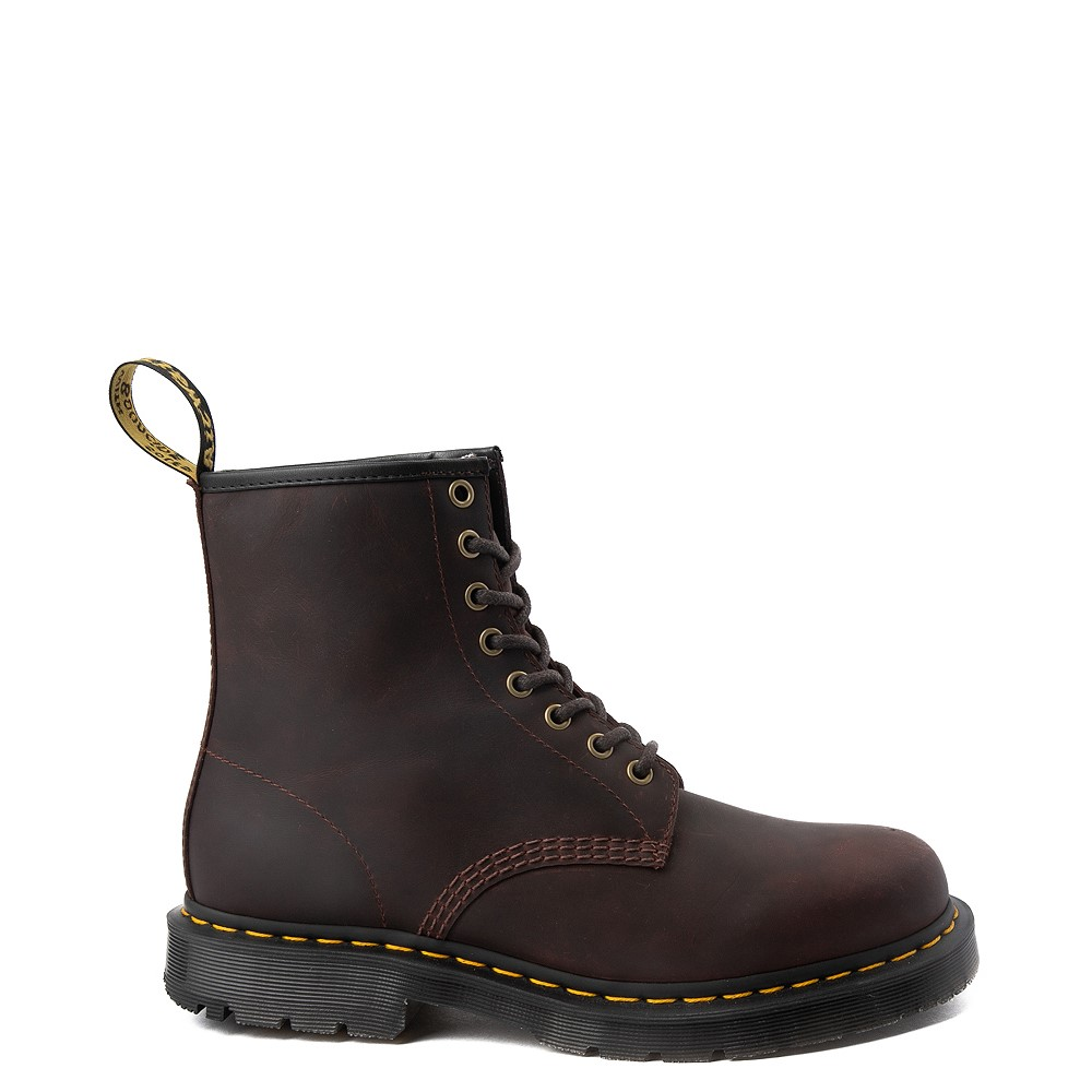 Dr. Martens 1460 8-Eye Snowplow Boot - Brown