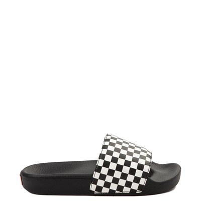 Main view of Vans Slide On Chex Sandal - Little Kid / Big Kid