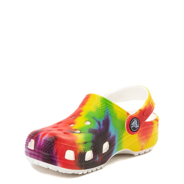 alternate view Crocs Classic Clog - Little Kid / Big Kid - Tie DyeALT2