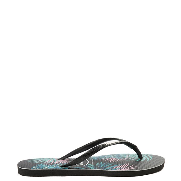 Alternate view of Womens Havaianas Slim Tropical Floral Sandal