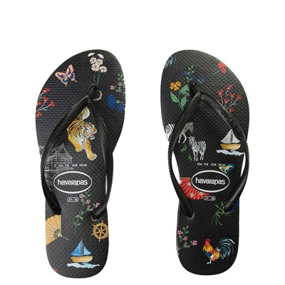 Main view of Womens Havaianas Slim Wild Sandal