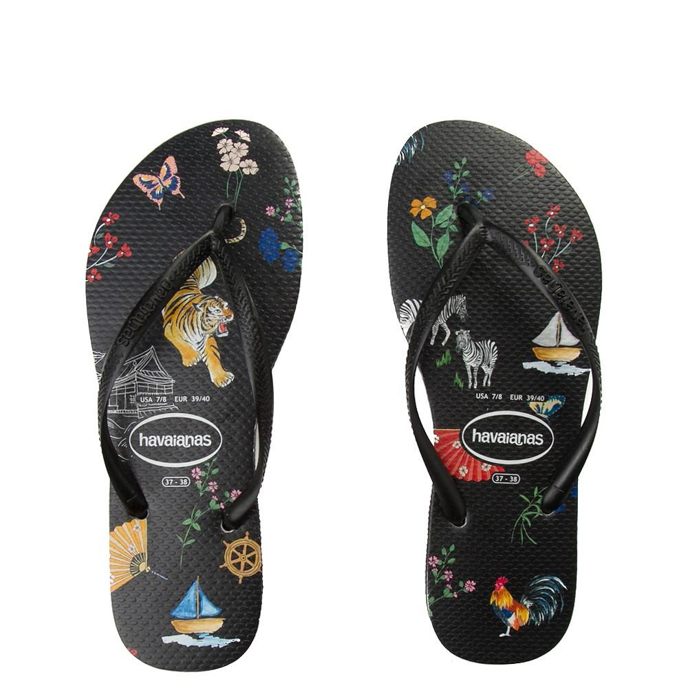 Womens Havaianas Slim Wild Sandal
