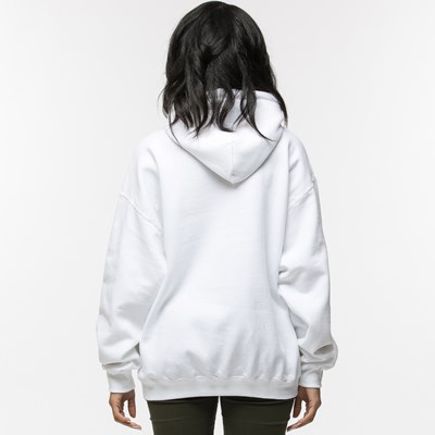 Alternate view of Womens Friends Hoodie - White