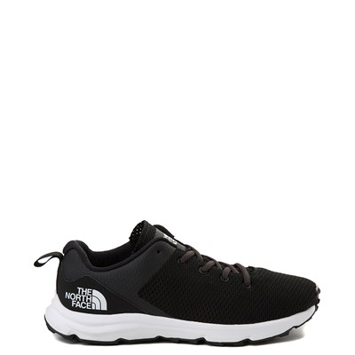 Main view of Mens The North Face Sestriere Athletic Shoe - Black / White