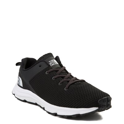 Alternate view of Mens The North Face Sestriere Athletic Shoe - Black / White