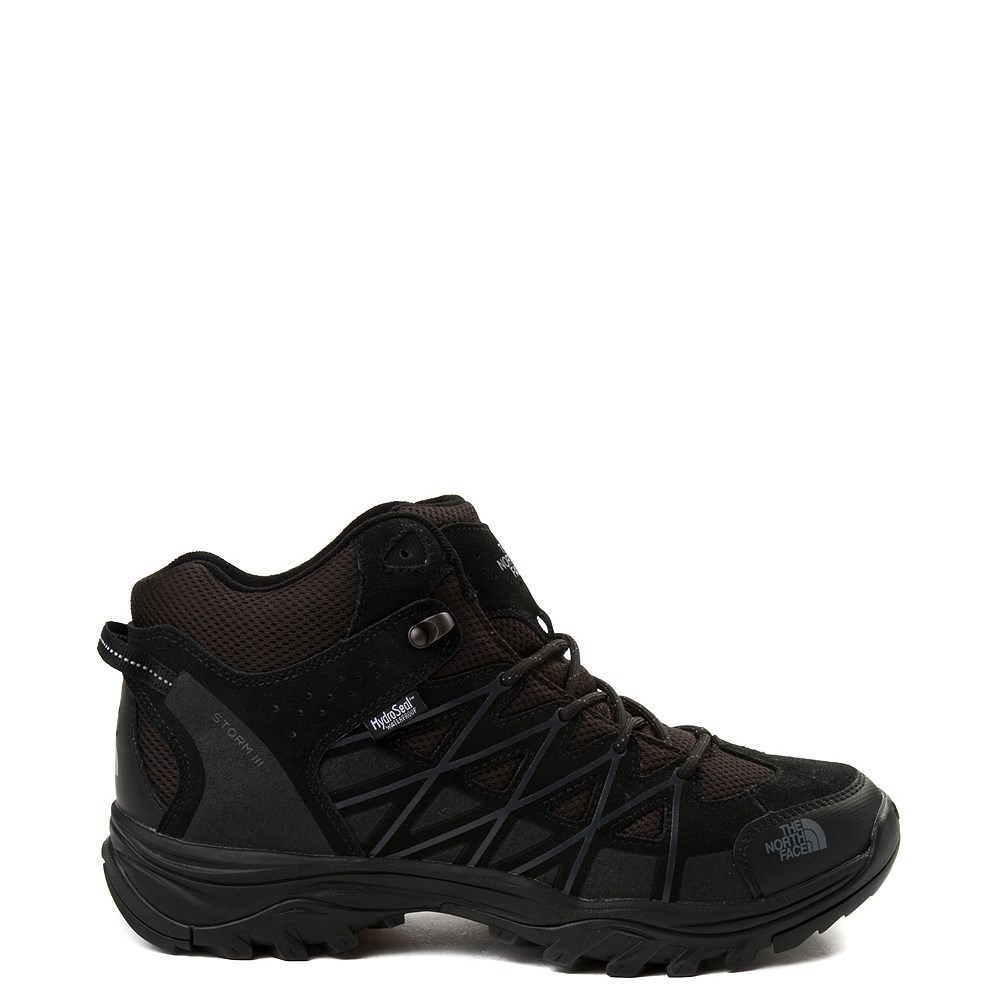 Mens The North Face Storm III Mid Hiking Shoe
