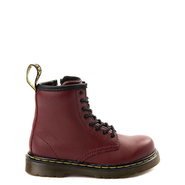 Main view of Dr. Martens 1460 8-Eye Boot - Toddler - Cherry