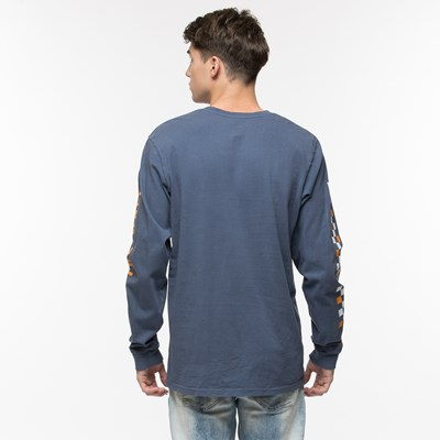 Alternate view of Mens Vans Side Check Long Sleeve Tee