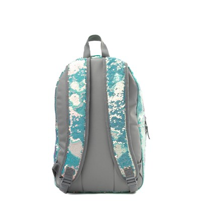 Alternate view of Mermaid Sequin Backpack - Mint