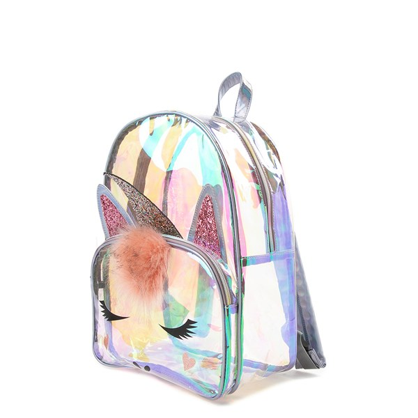alternate view Clear Unicorn BackpackALT2