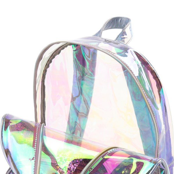 alternate view Clear Unicorn BackpackALT3